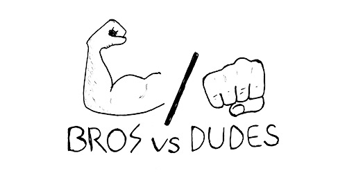 horrible-logos-bros-vs-dudes
