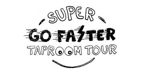 horrible-logos-super-go-faster-annual-taproom-tour